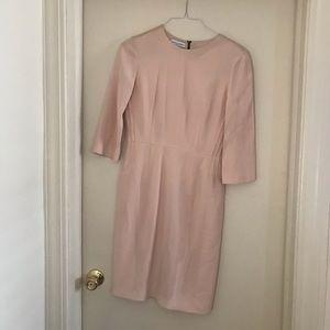 Narciso Rodriguez pink dress